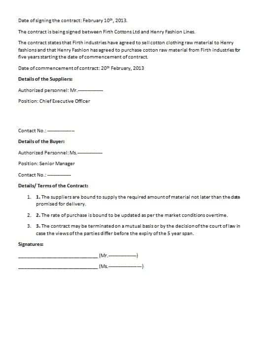 Legal contract template download legal contract template accmission