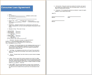 Payment Agreement Template